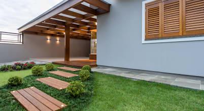 ปูพื้นสนามหญ้าข้างบ้าน