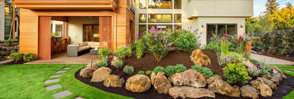 แนวคิด การจัดสวน หน้าบ้าน