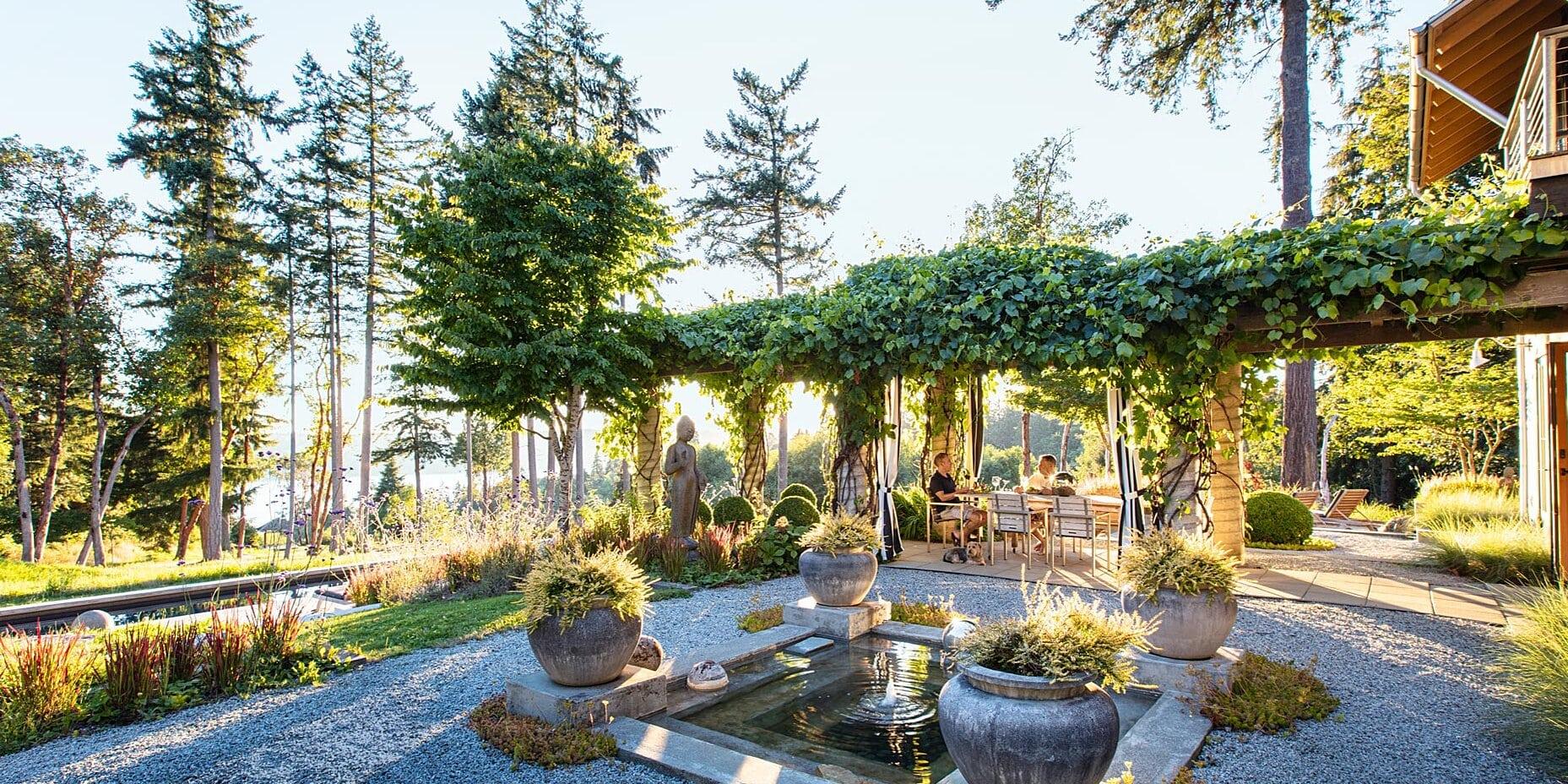 Introducing the English Garden Fountain