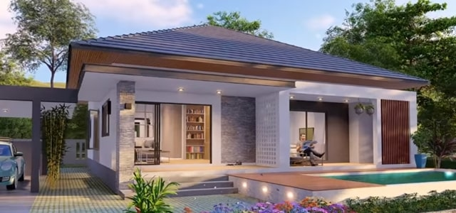 Introducing the Panya style house