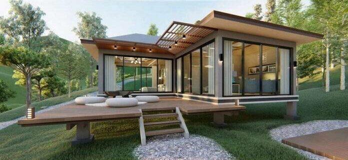 Design guidelines for Baan Suan Resort
