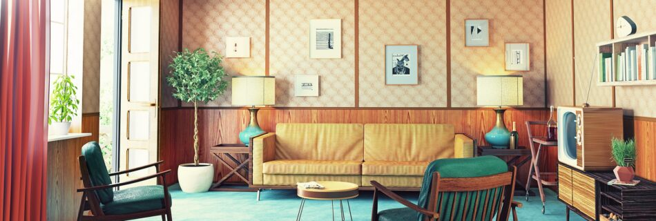 Tips for decorating your house in the 70's