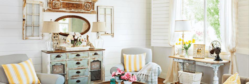 decorating ideas cottage style house