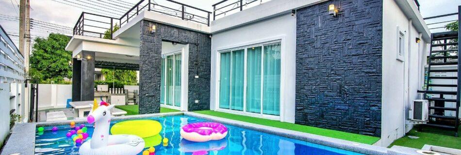 Review of Pool Villa Hua Hin