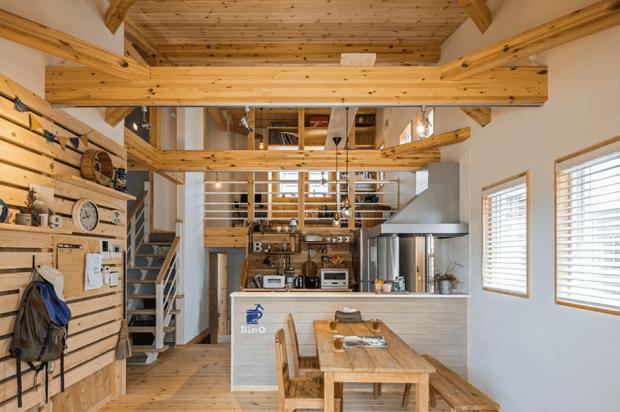 บ้านไม้สไตล์ญี่ปุ่น น่ารักได้