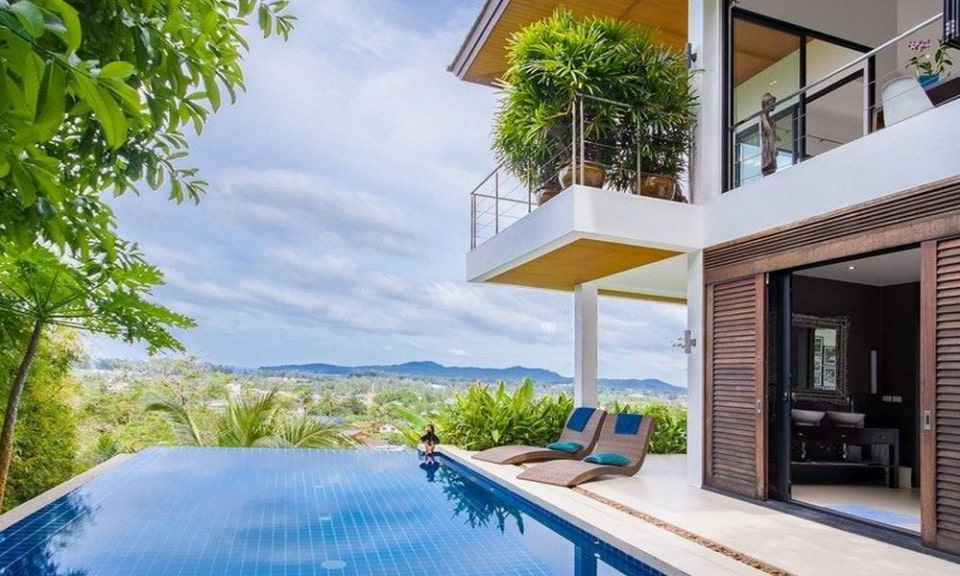 Accommodation reviews house in phuket for rent